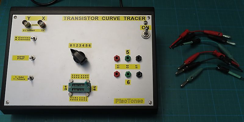 Transistor Curve Tracer kit on ebay - Page 3
